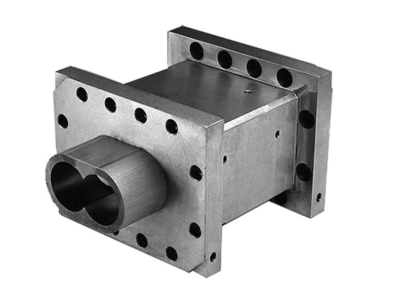Barril de aleación doble paralelo cuadrado