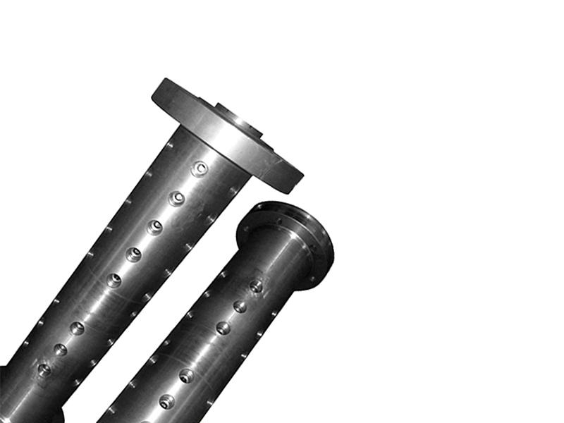 Barril de tornillo de máquina de caucho de alta velocidad